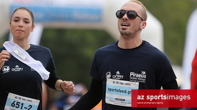 O Iωάννης Μελισσανίδης πρεσβευτής στο «Τρέξε Χωρίς Τερματισμό»!