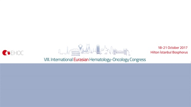 Congresses | VIII. International Eurasian Hematology-Oncology Congress