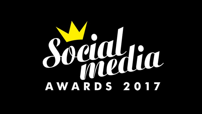Social Media Awards 2017