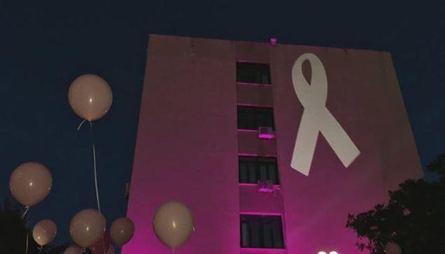 Με αφορμή την Παγκόσμια Ημέρα κατά του καρκίνου του Μαστού ο...