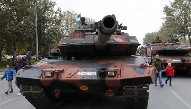 Τα οχήματα του Ελληνικού Στρατού