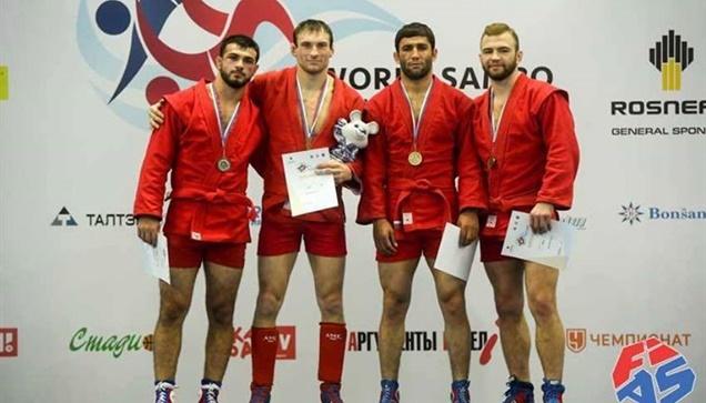 Στο Sochi της Ρωσίας πραγματοποιήθηκε το Παγκόσμιο πρωτάθλημα...