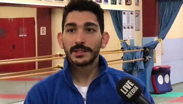 Ο παγκόσμιος πρωταθλητής μας στο Ju-Jitsu Άρα Τζανικιάν μιλά...