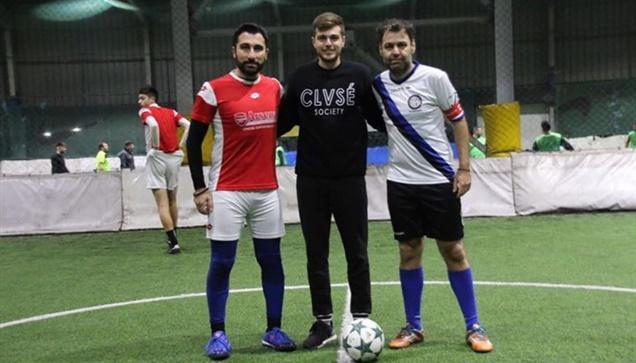 Για τους ομίλους του κυπέλλου του Fan Clubs League Thessaloniki...