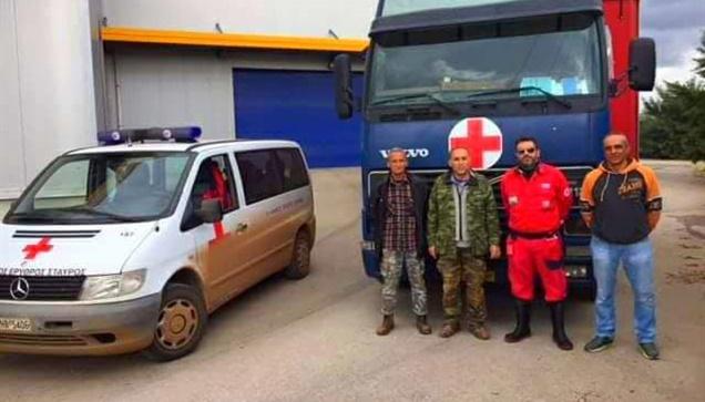 Διάθεση 30 τόνων πατάτας στους πληγέντες κατοίκους της Μάνδρας...