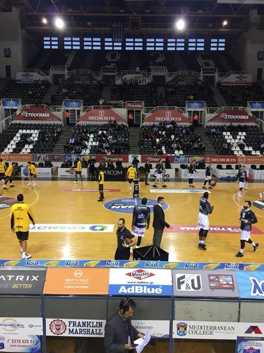 Ντέρμπι Δικεφάλων περιλαμβάνει η 9η αγωνιστική της BasketLeague,...
