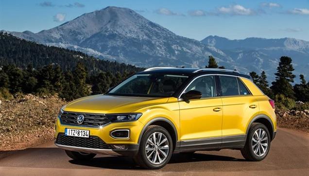 Το T-Roc είναι το νέο SUV της VW    Τολμηρό!!!  Ακόμη μία πτυχή...