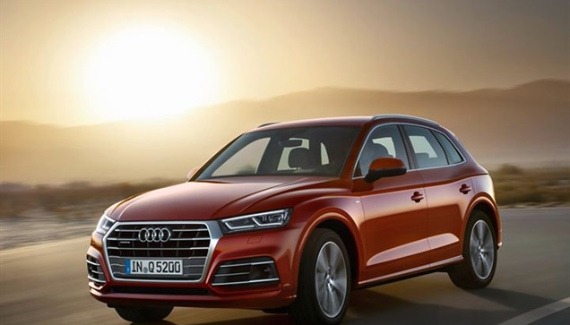 Το Audi Q5 βραβεύτηκε με το βραβείο «Χρυσό Τιμόνι 2017»  Το πολυπόθητο...