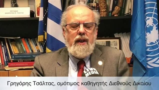 Γρηγόρης Τσάλτας: «Τι να μην δεχθούμε στο Σκοπιανό»   Είναι εθνικό...