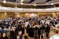 Κατάμεστη η αίθουσα Banquet του Μεγάρου Μουσικής Αθηνών