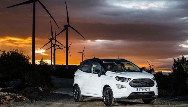 Νέο Ford Ecosport   # #fordecosport  Περιπετειώδες!   Μόνο τυχαία...
