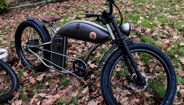 Cruzer by Rayvolt To ξεκούραστο e-bike      Το cruzer της Rayvolt...
