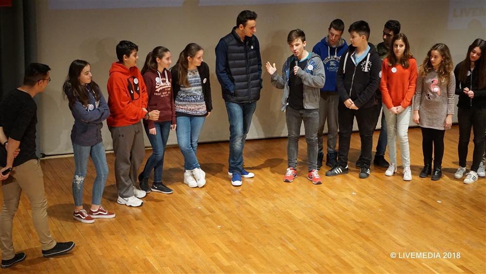 Αγώνες Τέχνης Εκπαιδευτήρια Ε. Μαντουλίδη