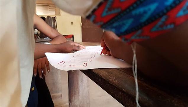 """To WE AfriHug Project στο Τόγκο"" Η ομάδα του WE AfriHug συνεχίζει το πρόγραμμά ..."