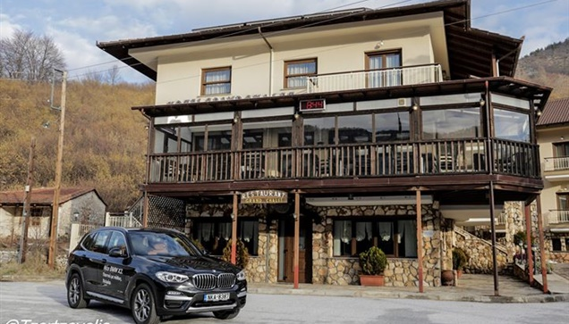 Ταξιδεύοντας στηνTerra incognita  Mε BMW X3 2.0d Xdrive στην...