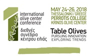 1st  annual International Olive Conference