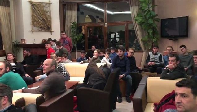Η Βράβευση των Αθλητών του Θράκα  Ιππέα  στην Κομοτηνή # livemedianews...