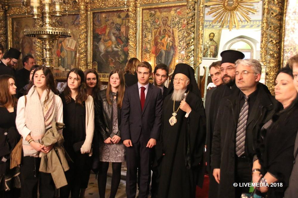 6ο Διεθνές Μαθητικό Συνέδριο:  O Κωνσταντινουπολίτης Γιώργος Θεοτοκάς