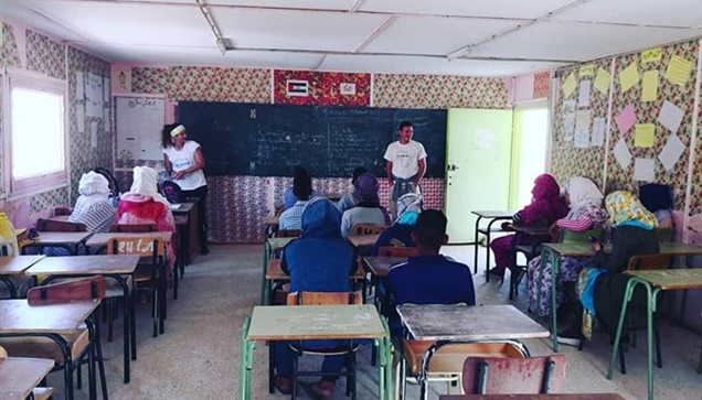 """""""Το WE AfriHug Project στη Δυτική Σαχάρα""""Ο επόμενος προορισμός της ομάδας του ..."""