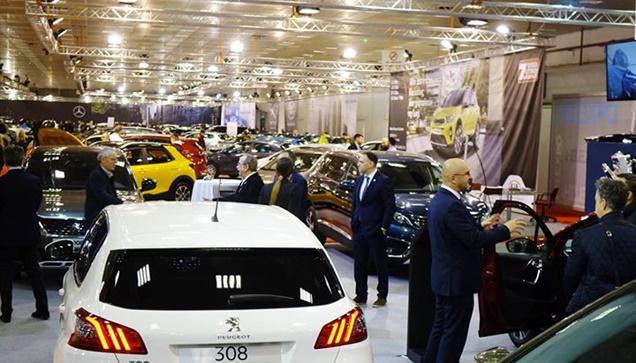 Άνοιξε τις πύλες του το Auto Festival με 120 μοντέλα αυτοκινήτων...