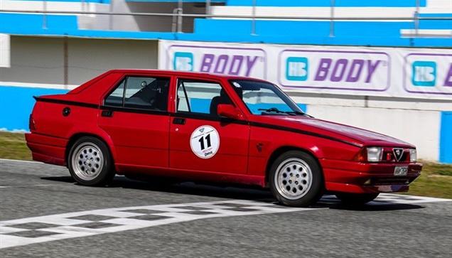 11ο 3ήμερο Alfisti track-day   Στο αυτοκινητοδρόμιο Σερρών Είναι...