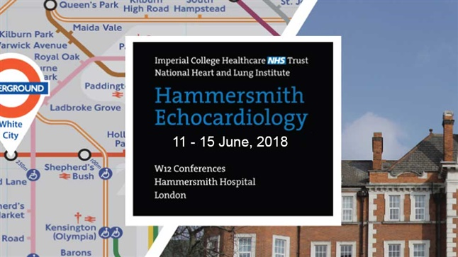 Congresses | Hammersmith Echocardiology Conference 2018 | London