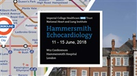 Hammersmith Echocardiology Conference 2018 | London