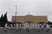 Στρατιωτική Παρέλαση | Αθήνα | 25η Μαρτίου 2018