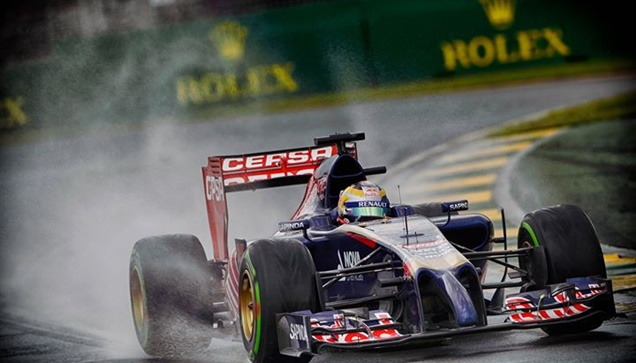 O Vettel με Ferrari ήταν ο νικητής στο Αυστραλιανό Grand Prix...