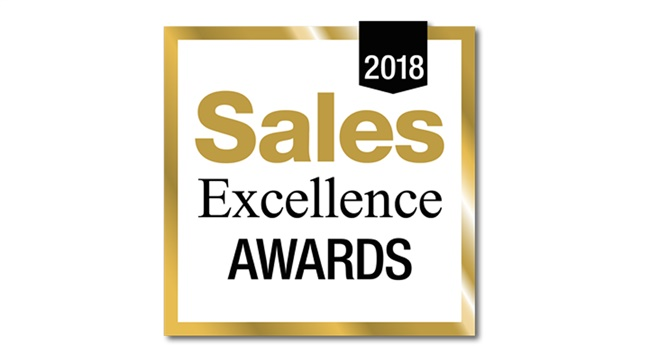 Events | Sales Excellence Awards 2018