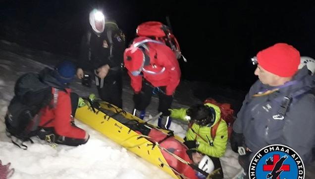 Ορειβατικά ατυχήματα στον Όλυμπο  Η σημασία της πρόληψης και...