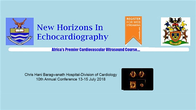 Congresses | New Horizons in Echocardiography Johannesburg | 10th Annual conference