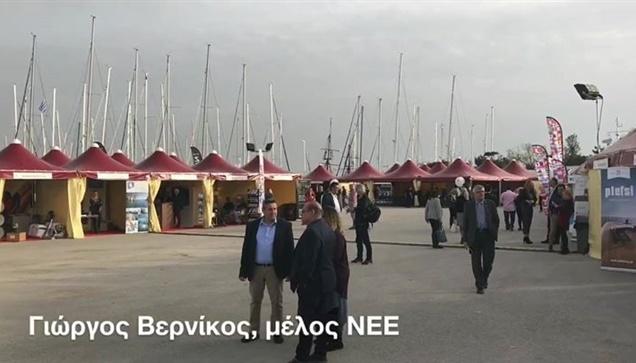 1o Φεστιβάλ Γιώτινγκ στον Άλιμο   Δεκάδες σκάφη ιστιοπλοϊκά και...
