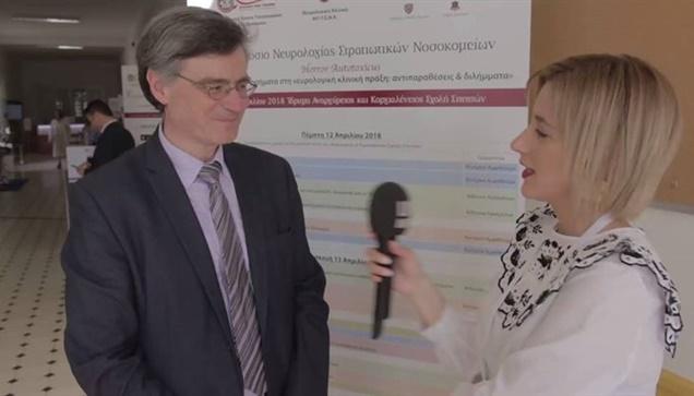 Ο αναπληρωτής καθηγητής Σωτήριος Τσιόδρας μιλάει για την αναγκαιότητα...