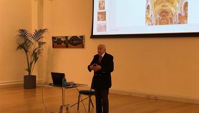 Το Livemedia στο Hellenic Center στο Λονδίνο στην παρουσίαση...