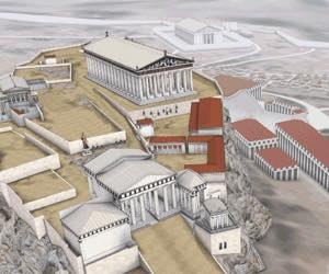 Aκρόπολη το νέο εκπαιδευτικό πρόγραμμα στο Ίδρυμα Μείζονος Ελληνισμού....