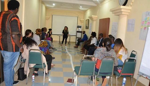 """Το Livemedia χορηγός επικοινωνίας του έργου WE AfriHug""""Το WE AfriHug Proje..."""