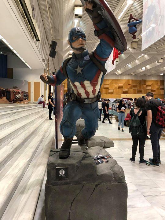 Το «The Comic Con 4» επιστρέφει φέτος με ακόμη πιο διάσημους...