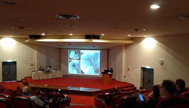 Το 10ο Πανελλήνιο Συνέδριο Επεμβατικής Ακτινολογίας μόλις ξεκίνησε!...
