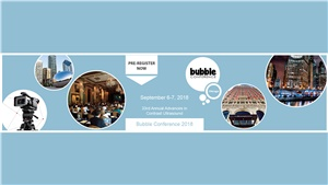 The 33rd Annual Advances in Contrast Ultrasound - Bubble Conference 2018 | Chicago