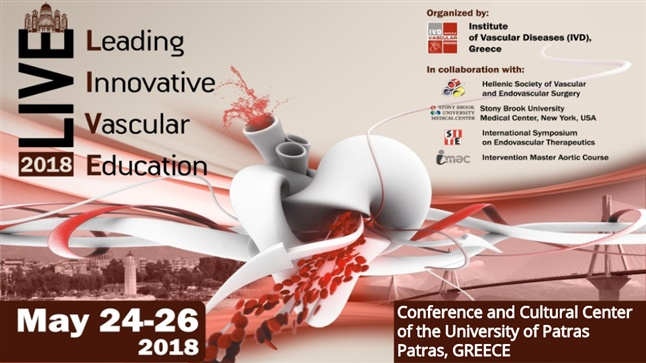 Congresses | LIVE 2018 - Leading Innovative Vascular Education