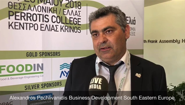 Alexandros Pechlivanidis Business Development South Eastern Europe...
