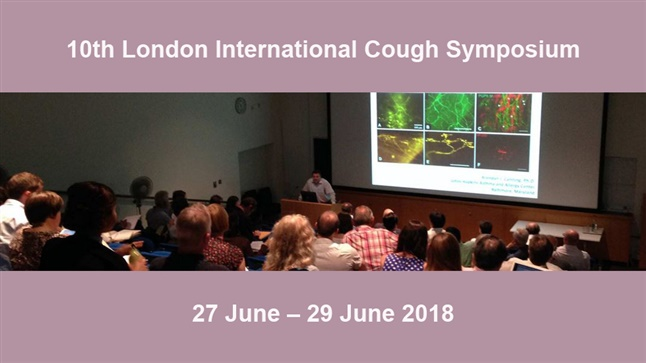 Congresses | 10th London International Cough Symposium 2018