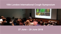 10th London International Cough Symposium 2018