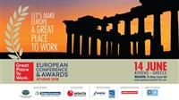The Great Place to Work® Annual European Conference 2018
