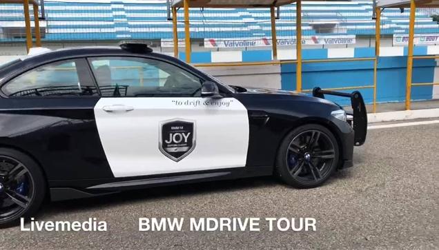 Οδηγούμε τα νέα BMW M 2 Μ4 Μ5 στα πλαίσια του BMW M Drive Tour...