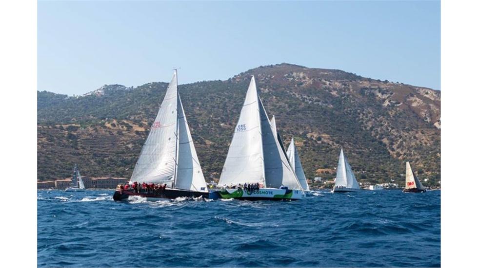 H Αegean Regatta επιβεβαιώνει τον διεθνή της χαρακτήρα  Δύο ημέρες...
