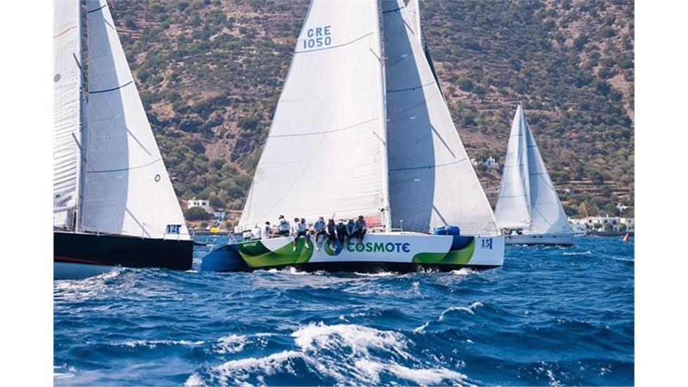 Aνοίγει πανιά η Αegean Regatta 2018   Το πρωϊ της Κυριακής στις...