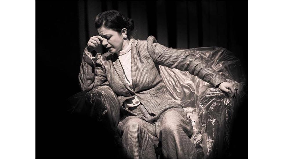 Στο θέατρο ΤΟΠΟΣ ΑΛΛΟύ  η επιτυχημένη παράσταση του περσινού...
