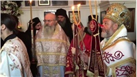 Αποσπάσματα από τη γιορτή του Αγίου Ευσταθίου στον Μυλοπόταμο...